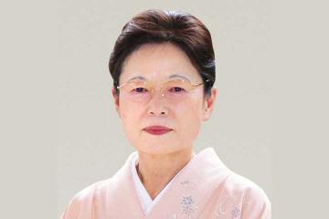 Ms. Etsuko Nakano-OISCA Japan President