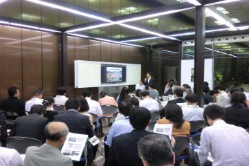 Participants of the organized seminar.